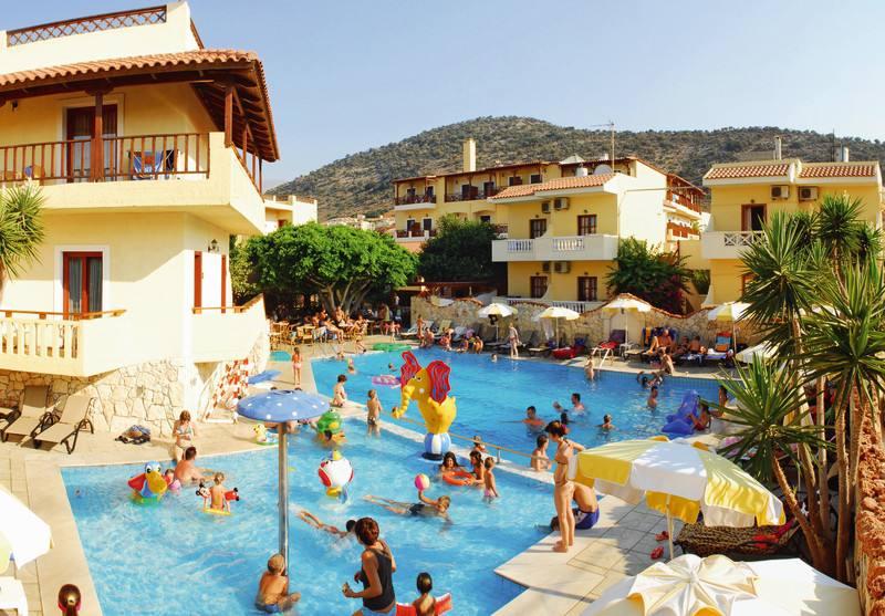 Hotel Cactus Beach - Stalis - Heraklion Kreta